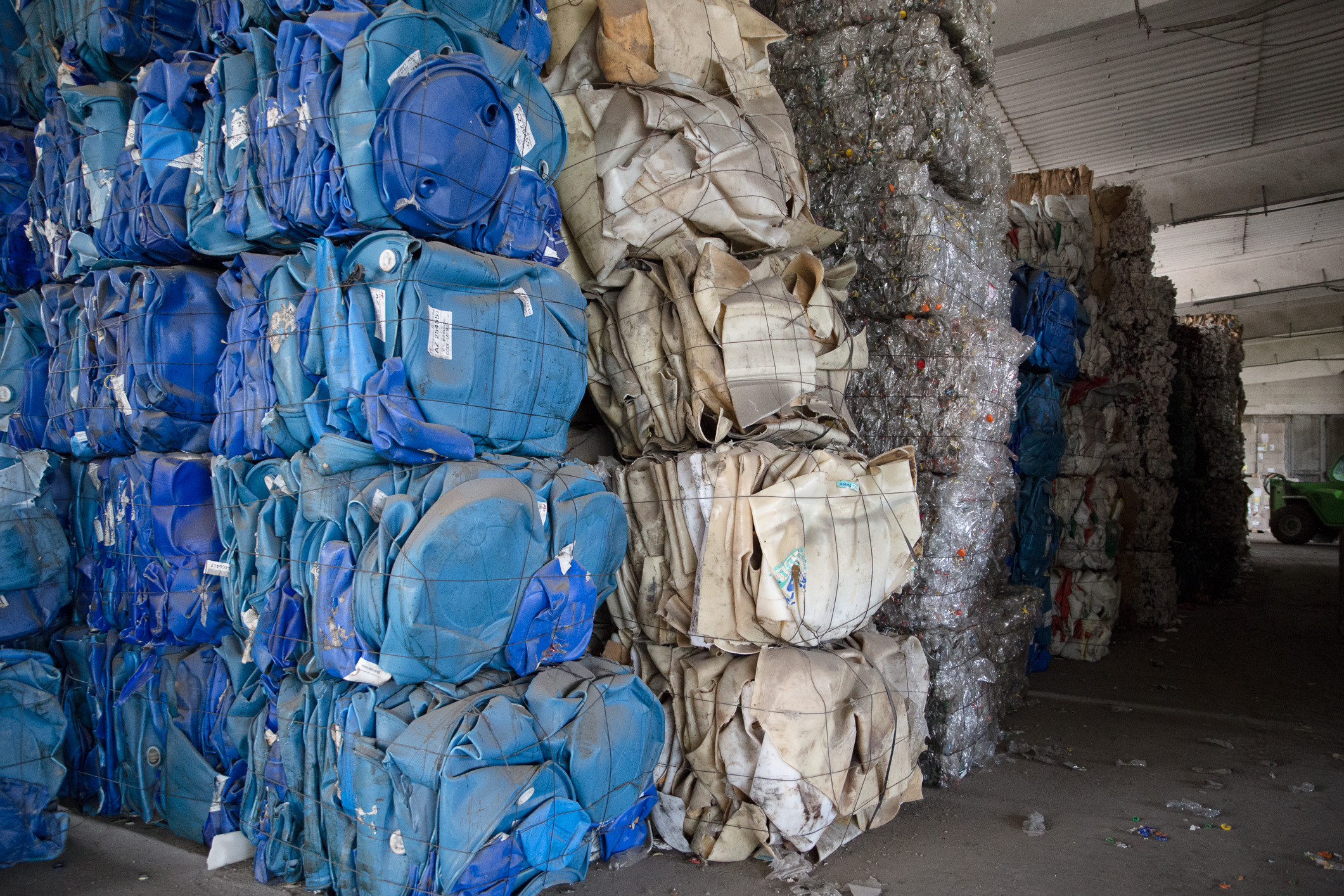 Recycling und Wertstoffverwertung